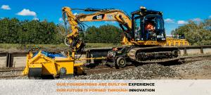 Rail Construction Services Queensland