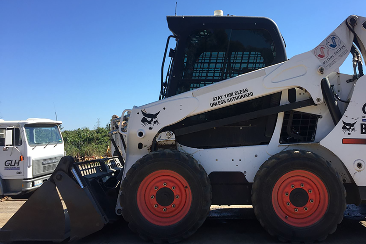 Bobcat Hire Brisbane