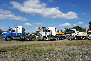 Excavator Hire Queensland